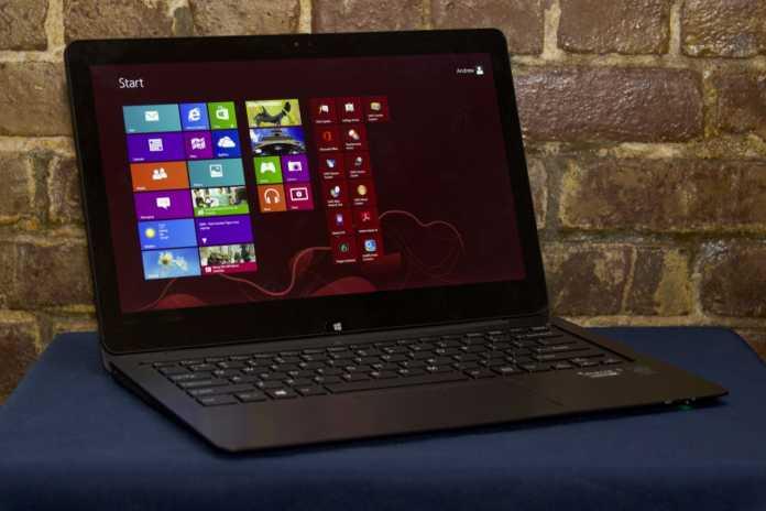 vaio pro 13 laptop