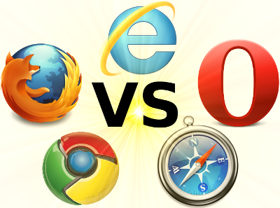 web browsers 2014