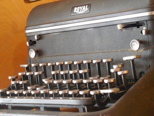 Typewriter Obsolete Before Compute